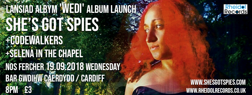 'Wedi' album launch