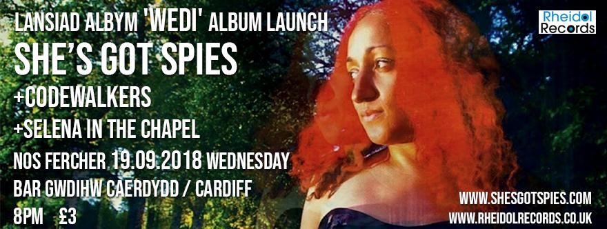 'Wedi' album launch